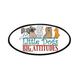 Big Attitudes Patches