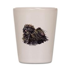 Puli 2 Shot Glass
