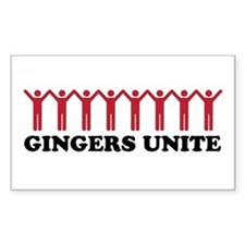 Ginger Decal