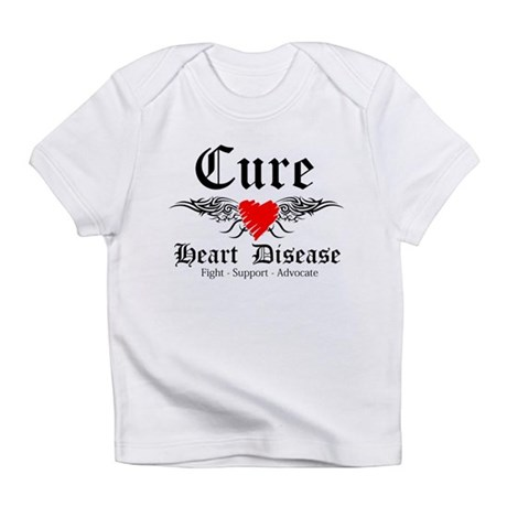 Cure Heart Disease Infant T-Shirt