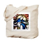 Blessed Virgin Mary Tote Bag