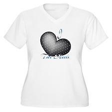 I Heart Tar Heels T-Shirt