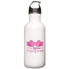 I'm A Fighter Water Bottle
