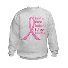Find A Cure 3 Sweatshirt