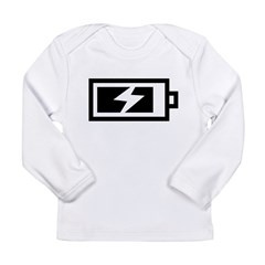 Recharge Long Sleeve Infant T-Shirt