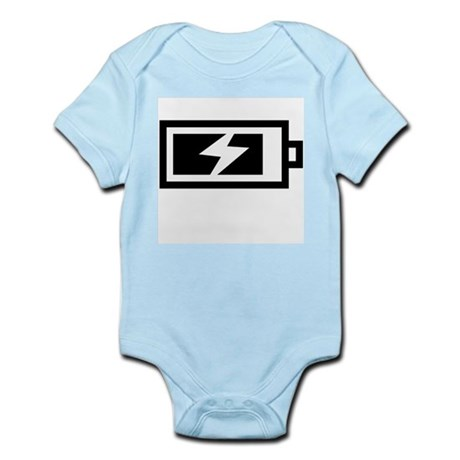 Recharge Infant Bodysuit
