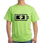 Recharge Green T-Shirt