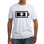 Recharge Fitted T-Shirt