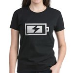 Recharge Women's Dark T-Shirt