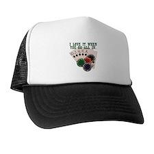 All In Trucker Hat