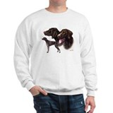 German Pointer Sweatshirt