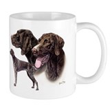 German Pointer Small Mug