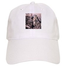 Clouded Leopard series 2 Baseball Cap