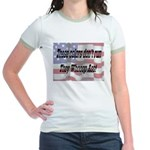 These Colors Don't Run Jr. Ringer T-Shirt