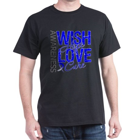 ALS Wish Hope Dark T-Shirt