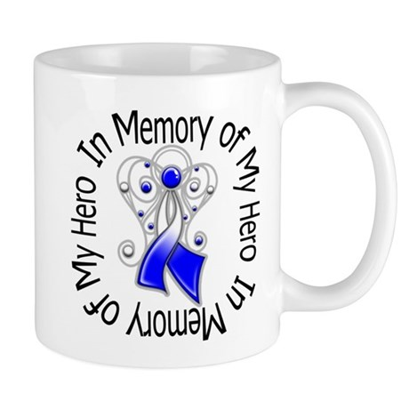 ALS In Memory of My Hero Mug