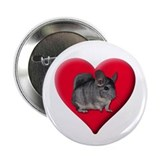 "I Love Chinchillas 2.25"" Button (10 pack)"