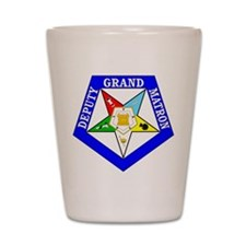 Deputy Grand Matron Shot Glass