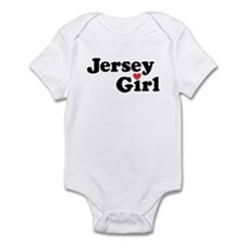 Jersey Girl Infant Creeper