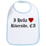 Hella Love Riverside Bib