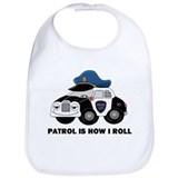 Police Car Bib