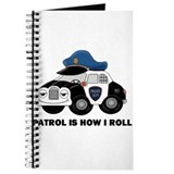 Police Car Journal
