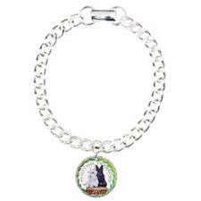 Scottish Terrier Crest Bracelet