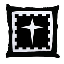 Northern Army Throw Pillow