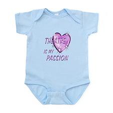 Theatre Passion Infant Bodysuit