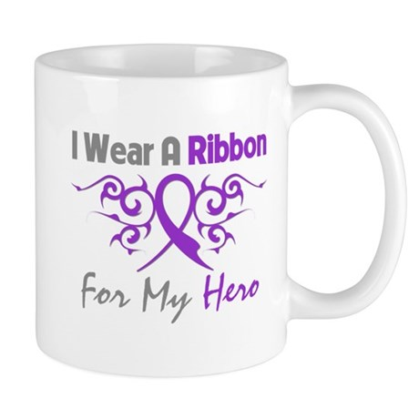 Epilepsy Hero Ribbon Mug