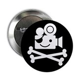 "Pirate Filming 2.25"" Button"