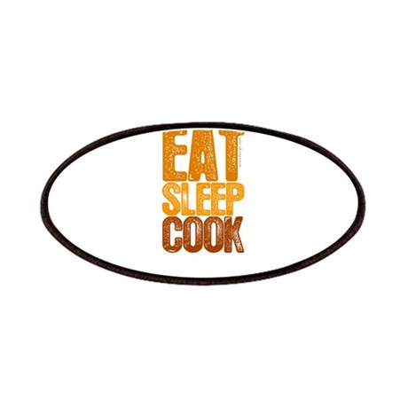 EAT SLEEP COOK Patches