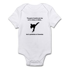 Martial Art Character Infant Bodysuit