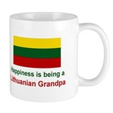 Lithuanian Grandpa Mug