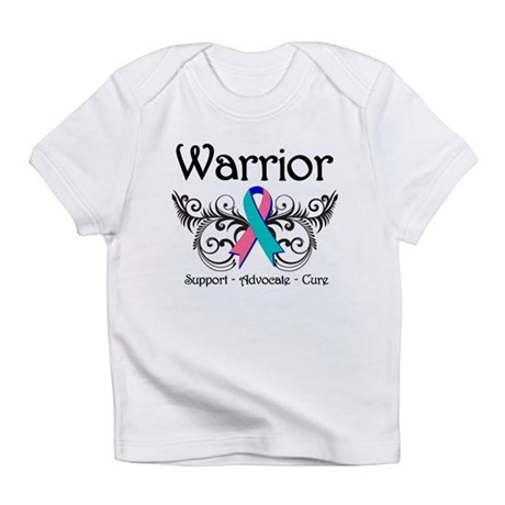 Thyroid Cancer Warrior Infant T-Shirt
