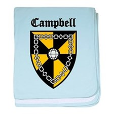 Clan Campbell Baby Blanket