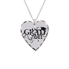 Fancy Grad 2011 Necklace