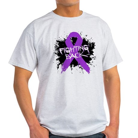 Fighting Back Alzheimers Light T-Shirt