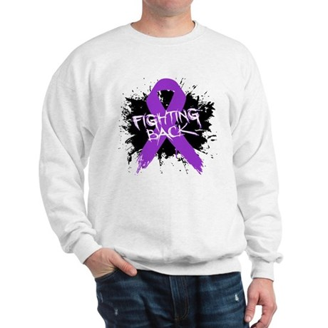 Fighting Back Alzheimers Sweatshirt