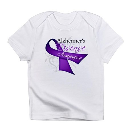 Alzheimer's Disease Infant T-Shirt
