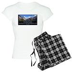 Beauty of Climbing Women's Light Pajamas