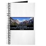 Beauty of Climbing Journal