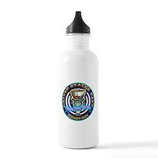 USN Gunner's Mate Water Bottle