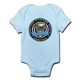 USN Gunner's Mate Infant Bodysuit