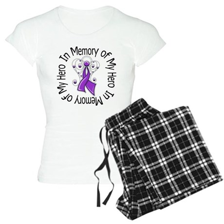 In Memory Alzheimer's Disease Women's Light Pajama