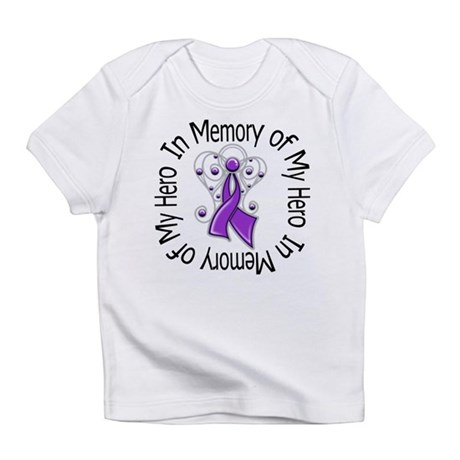 In Memory Alzheimer's Disease Infant T-Shirt