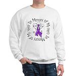 In Memory Alzheimer's Disease Sweatshirt