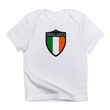 Ireland Flag Patch Infant T-Shirt