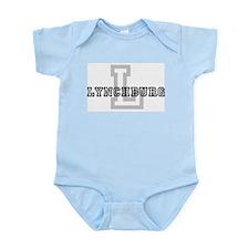 Letter L: Lynchburg Infant Creeper