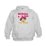 Birthday girl custom Hoodie